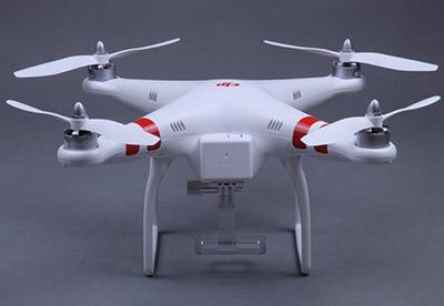 GoPro Hero 3 Accessories: DJI Phantom GoPro Quadcopter
