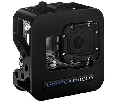 GoPro Hero 3 Accessories: RedRockMicro Cobalt Cage