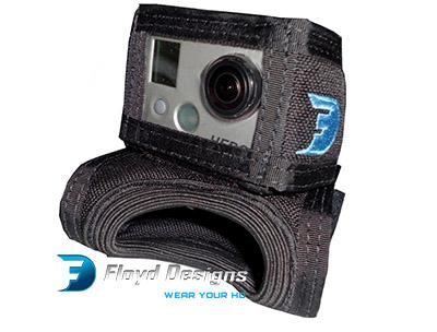 GoPro Hero 3 Accessories: Floydie Gloves