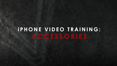 iPhone Video Training Series: Accessories